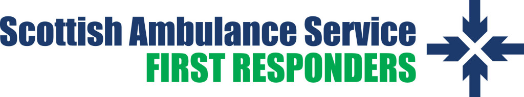 Scottish Ambulance Service, First Responders Logo - Tarland